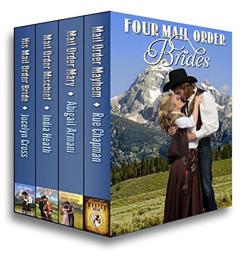four-mail-order-brides-western-romance-novellas-box-set-english-edition