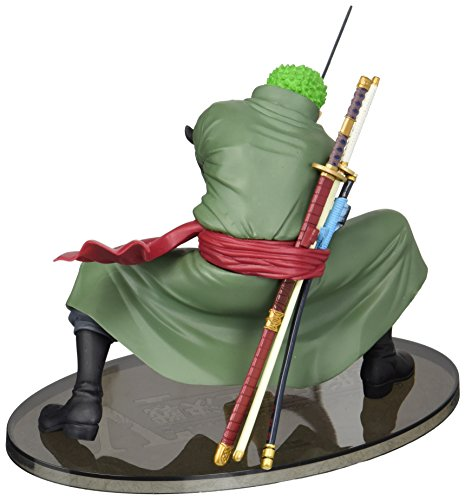 Vol.5 Roronoa Zoro ONE PIECE one piece molding SCultures BIG king showdown at the summit (japan import) 2