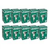 Sylvania lot de 10 ampoules à incandescence pour réflecteur spot r50 40 w (ampoules à incandescence mat e14 40 w