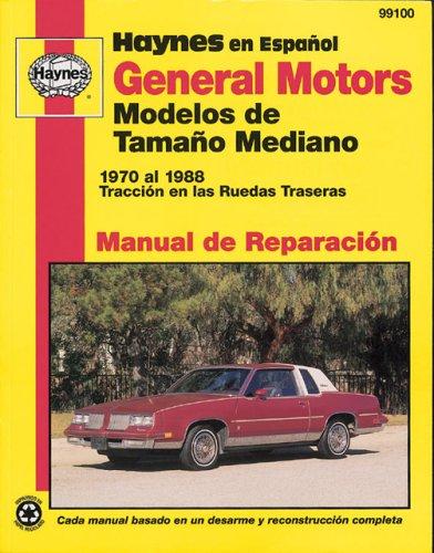 general-motors-modelos-de-tamano-mediano-haynes-manuals-spanish