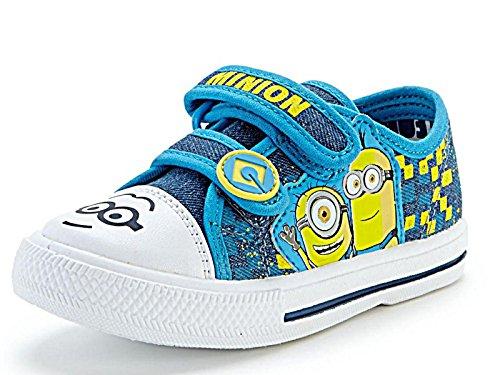Foster Footwear ,  Mädchen Jungen Unisex Kinder Sneaker Low-Tops Cheeky