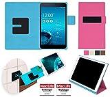 Asus MeMO Pad 8 ME581C Hülle Cover Case in Pink -
