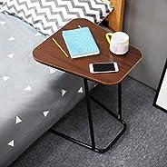 Sofa side table C-shaped small table living room tea table bedside table computer tray small tea table