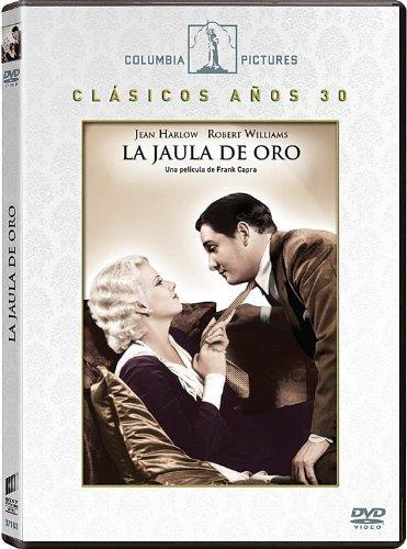 La Jaula De Oro (Import Movie) (European Format - Zone 2) (2011) Jean Harlow; Loretta Young; Frank Capra; C