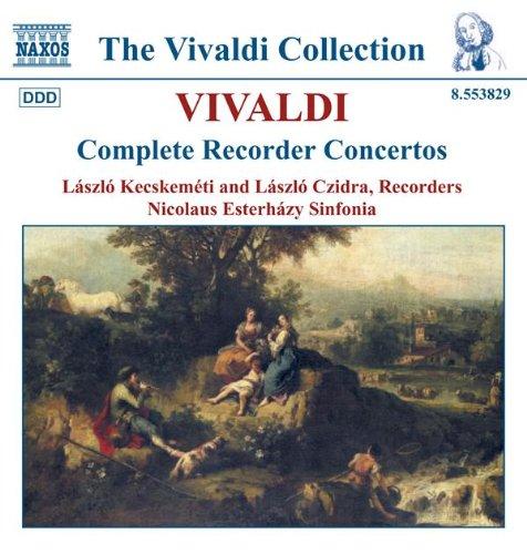 Concerto for Treble Recorder i...