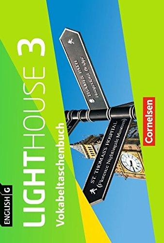 English G Lighthouse - Allgemeine Ausgabe: Band 3: 7. Schuljahr - Vokabeltaschenbuch