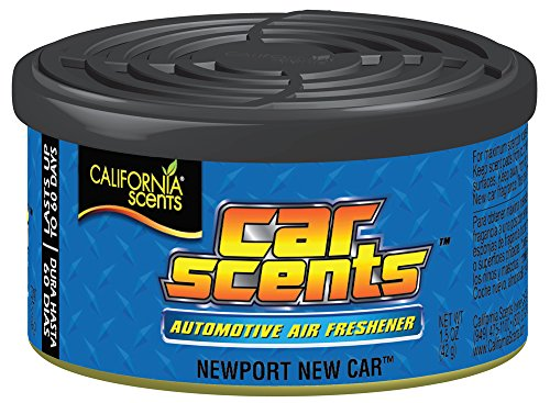 California Scents 7021 New Car