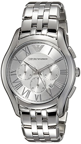 51KG6lvpmCL - Emporio Armani AR1702 Silver Mens watch