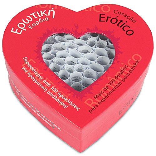 tease & please Erotisches Spiel Erotic Heart & Coracao Erotico (GR-PT)