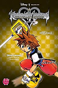 Kingdom Hearts Chain of Memories Intégrale Tome 0