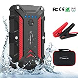 Best Jump Starters - YABER Portable Jump Starter Pack,1200A Peak Waterproof IP68 Review