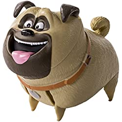 Muñeco The Secret Life of Pets Walking Talking Action Figure - Mel
