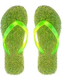 14cf56443482 ADJ Women Extra Soft Grass Rubber Flip Flop Slipper for Women and Girls