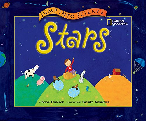 Jump Into Science: Stars (Jump Into Science (Paperback))