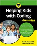 Helping Kids with Coding For Dummies (English Edition)