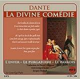 La Divine Comedie 1 CD MP3 - Livre Qui Parle - 01/09/2007