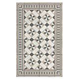 Beija Flor Authentic Gothic Vinyl Floor mat