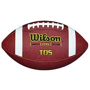 Wilson American Football, Recreational Use, Kids Size, TDJ