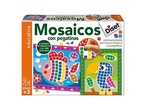 Diset - Mosaicos con pegatinas (63459)