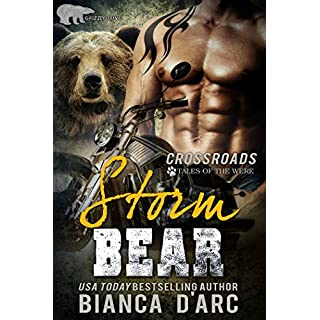 Storm Bear (Grizzly Cove Book 2)