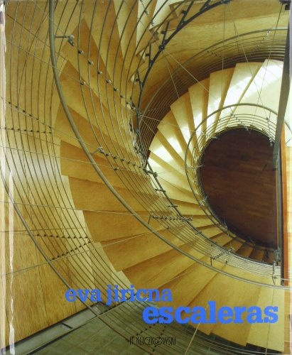 Escaleras por Eva Jiricna