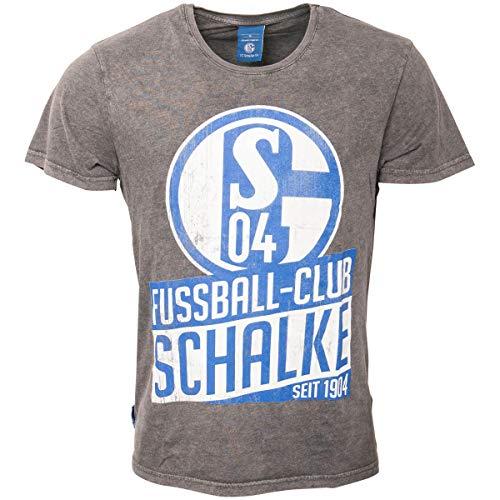 FC Schalke 04 Camiseta Used Talla XL