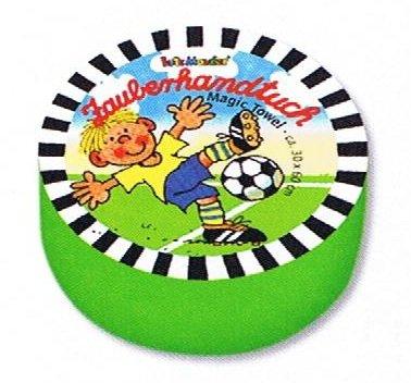 Lutz Mauder Lutz mauder40002Fritz Flanke Fußball Magic Towel
