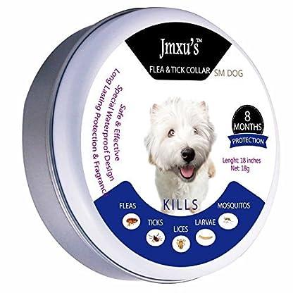 JMXUS Flea & tick collar - 8 months protection (Medium - 22 inches) 1