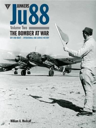 Junkers Ju88: 2 por William A Metcalf