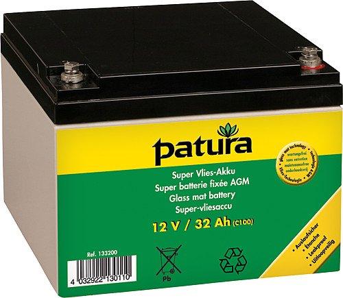 SUPER ESTERA DE CRISTAL BATERIA 12 V/32 AH C100MAINTENANCE-LIBRE - 133200