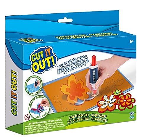 CUT IT OUT! - 34286 - Kit de Débutant