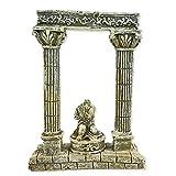 All Pond Solutions Roman Column 62328Säulen Statue Aquarium Fisch Tank Ornament