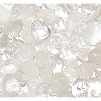 Bergkristall Trommelstein - Packungsgröße: 1000g preisvergleich bei billige-tabletten.eu