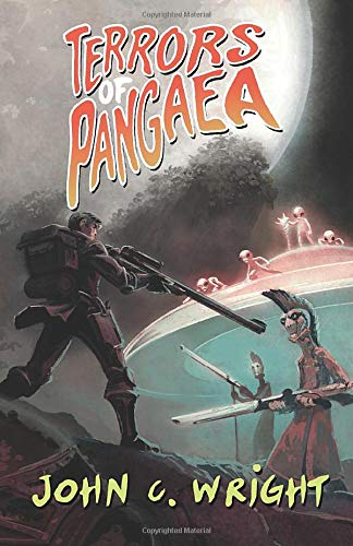 Terrors of Pangaea (Lost on the Last Continent, Band 1)