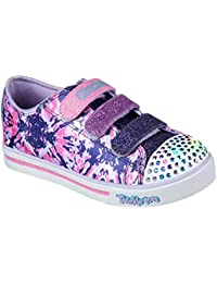 Skechers Sparkle Glitz-Pop Party, Zapatillas para Niñas