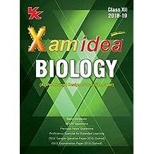 Xam Idea Biology Class 12 for 2019 Exam
