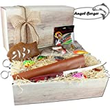 Angel Berger Raubfisch Geschenk Box Angelset