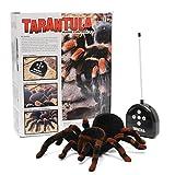 Ferngesteuerte Spinne Fernbedienung Spider Spielzeug Geschenk Deko Riesenspinne Tarantel Tarantula