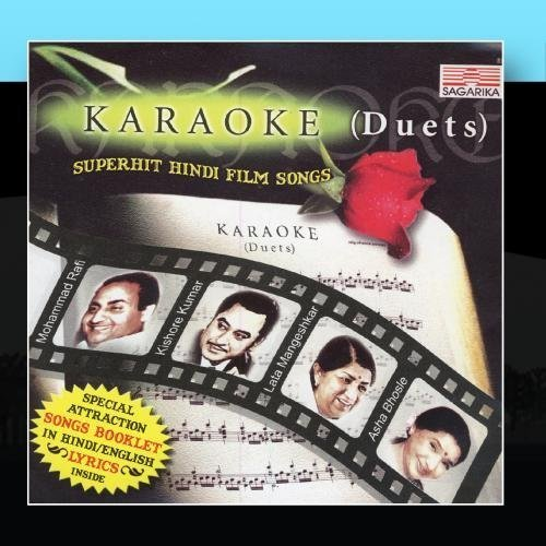 Karaoke (Duets) - Superhit Hindi Film Songs by Various Artists
