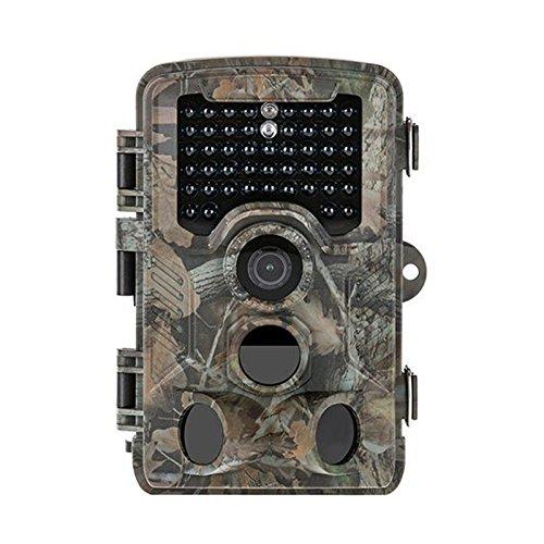 rokoo Infrarot-Trail Kamera 16MP 1080P Wildlife Spiel Jagd Low Glow Motion Detection Kamera (Trail Kameras Bushnell)