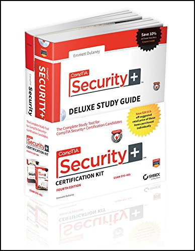 Comptia Security+ Certification Kit: Exam Sy0-401 por Emmett Dulaney
