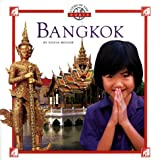 Front cover for the book Bangkok - Cities of the World by Sylvia McNair
