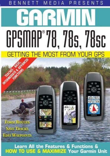 Preisvergleich Produktbild Garmin GPSMAP 78 (78,  78s,  78sc) [DVD] [2012] [NTSC]