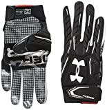 Under Armour Fierce VI American Football Handschuhe - Black 001 (Large)