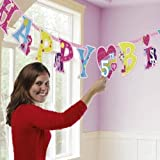 Amscan My Little Pony Any Age Letter Party Accessory