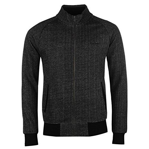 pierre-cardin-hombre-herringbone-completo-cremallera-sueter-jersey-ropa-vestir-black-medium