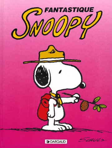 Snoopy, tome 14 : Fantastique Snoopy