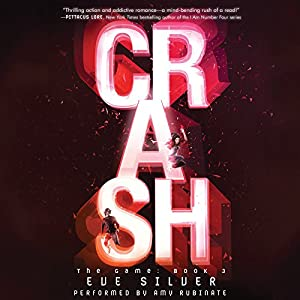 Amazon Fr Crash Eve Silver Livres