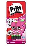 Pritt PPST2 Pinker Klebestick auf Blisterkarte