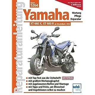 Yamaha XT 660 X / XT 660 R (Reparaturanleitungen)